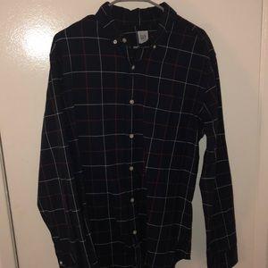 Men's GAP Buttoned Down Shirt